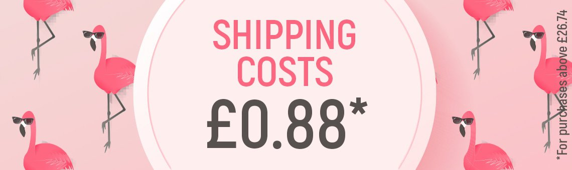 Shipping costs 0.88