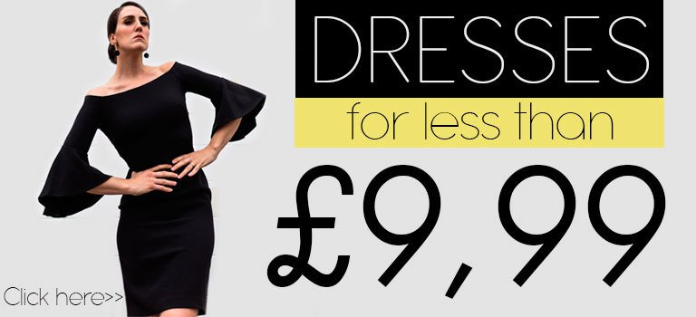 Dresses 9.99