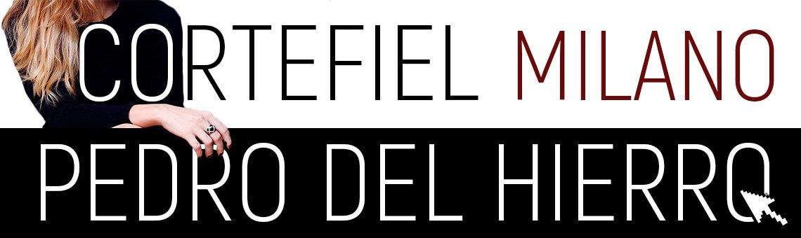 Cortefiel, Pedro del Hierro, Milano