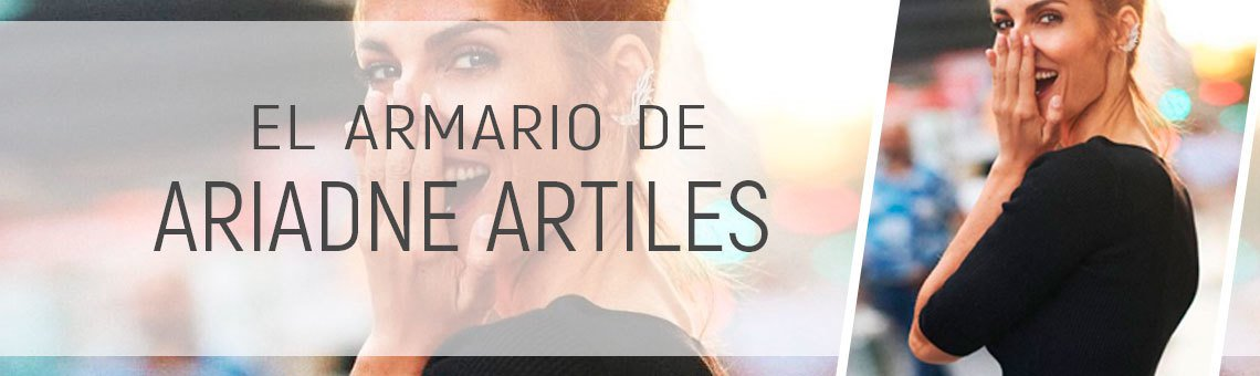 El armario de Ariadne Artiles a la venta en Micolet