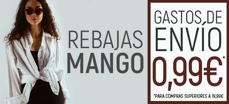REBAJAS MANGO