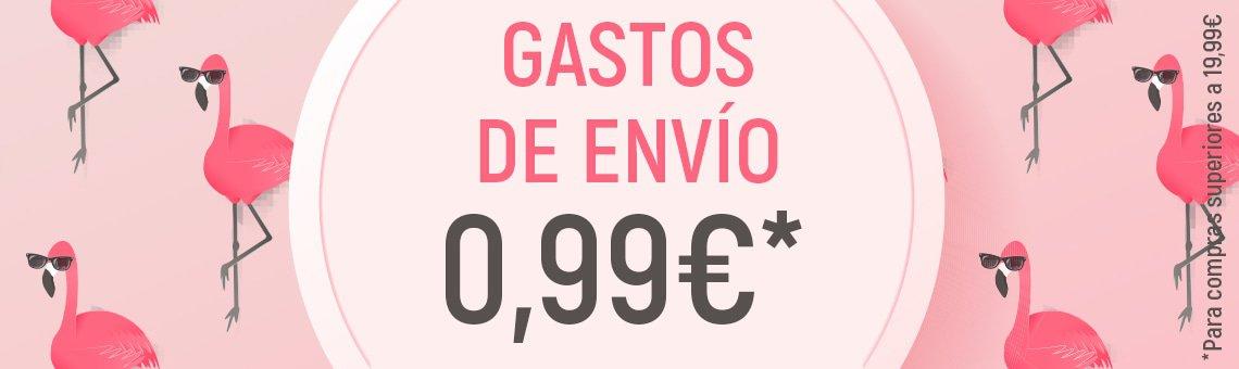 GAstos de envío a 0,99€*