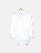 Blusa blanca con encaje Suiteblanco