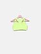 Top dri fit amarillo flúor Nike