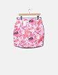 Falda floral con bolsillos Suiteblanco