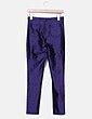Pantalon morado irisado American Apparel