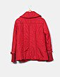 Abrigo acolchado rojo Easy Wear