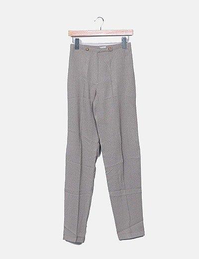 Pantalon coupe droite Mango