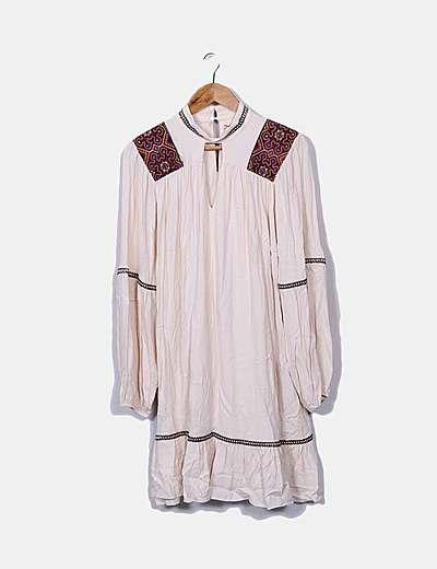Vestido midi Nekane