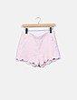 Short rosa con bolsillos VILA