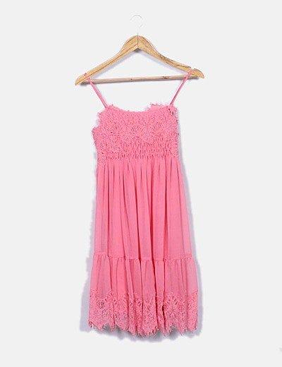 Vestido mini Pedro del Hierro
