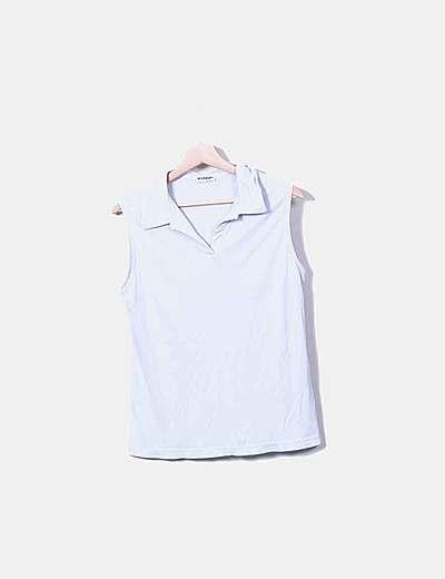 El Corte Inglés polo shirt