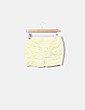 Mini falda denim amarillo Denim Co.