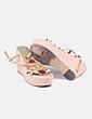Sapatos de cunha Lesac