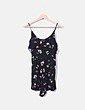 Mono floral negro Easy Wear