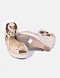 Sapatos de cunha Stradivarius