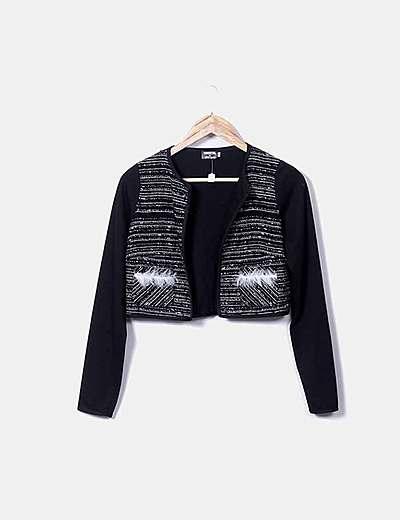Alicia Rueda jacket