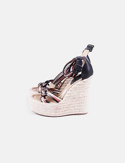 Sapatos de cunha Red Valentino