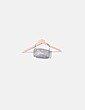Mini bolso print animal Prada