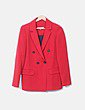 Blazer roja Easy Wear