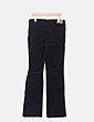 Pantalón de pana negro Caroche