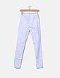 Jeans blanco ripped Yoins