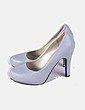 Zapatos pump gris oh! girl
