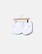 Shorts denim blanco Suiteblanco