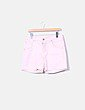Pantalón corto rosa ONLY