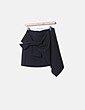 Mini falda lazo Zara