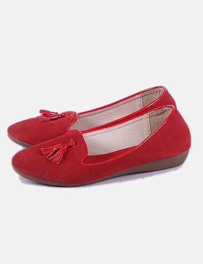 Bailarinas rojas antelina