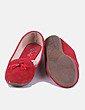 Bailarinas rojas antelina Crube