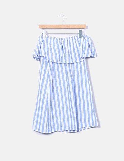 Vestido mini Bomaca