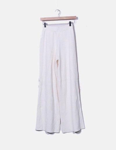 Pantalon patte d'éléphant Zara