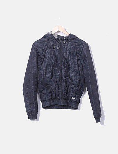 Roxy biker jacket