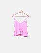 Blusa rosa de tirantes NoName
