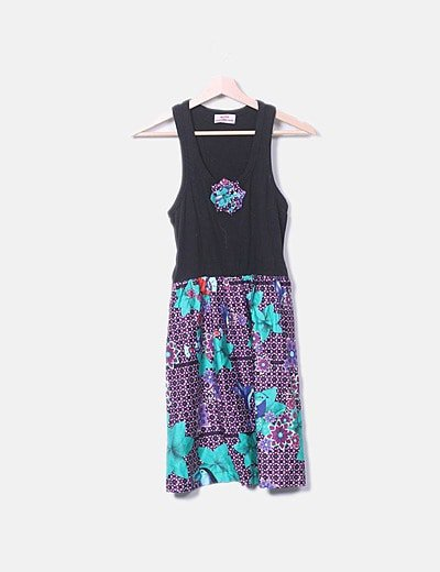 Vestido mini Divina Providencia