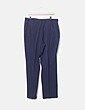 Pantalon de pinzas con raya diplomática C&A