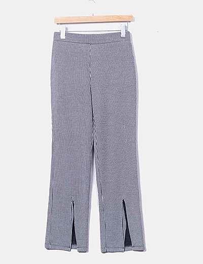 Pantalón rayas negras