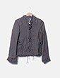 Bershka trench coat