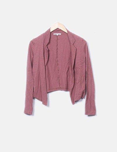 Malha/casaco Laorange