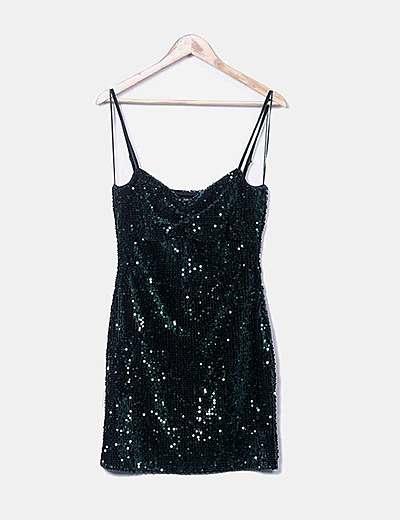 Vestido de festa Zara
