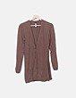 Cardigan tricot marrón Mania italy