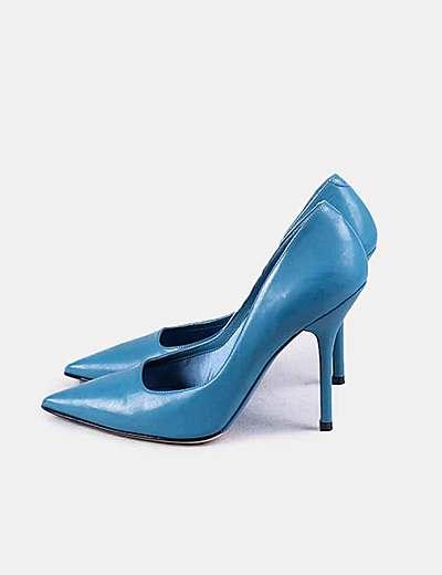 Stiletto azul