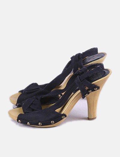 Sandálias de tacão Suiteblanco