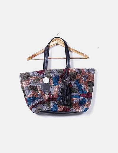 Mala shopper Zara