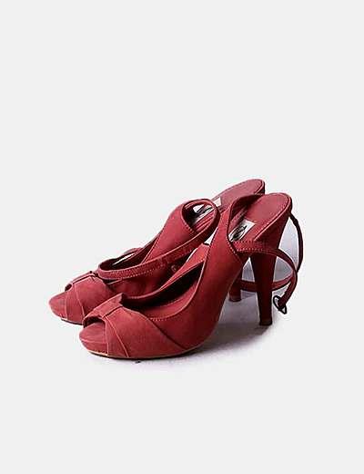 Sandálias de tacão Stradivarius