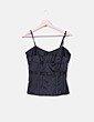 Naf Naf corset