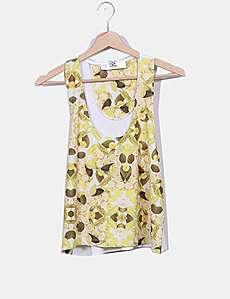 Zara Vestido blanco print limones (descuento 74 %) Micolet