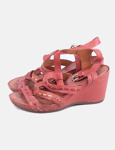 Sandali con tacco Geox